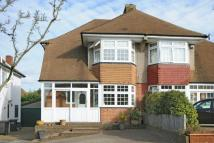 3 bedroom semi detached home for sale in Temple Avenue, Shirley