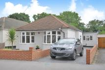 2 bed Bungalow in Chaffinch Avenue, Shirley