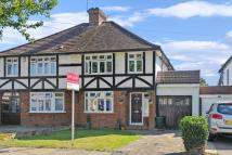 3 bed semi detached house in Gates Green Road...