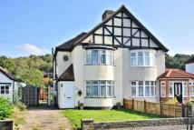 3 bedroom semi detached property in Kingsway, West Wickham