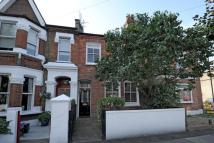 Terraced house for sale in Effra Road, Wimbledon