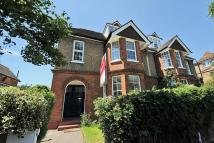 semi detached property in Wilton Crescent...