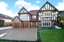 Detached home in Oxenden Wood Road...