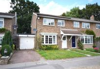 3 bedroom semi detached property in Burlington Close...