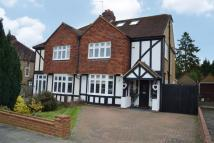 Lakeside semi detached house for sale