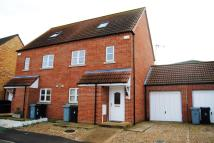 4 bedroom semi detached property to rent in Hereward Way...