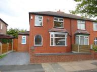 3 bedroom semi detached home for sale in WINDSOR ROAD, Manchester...