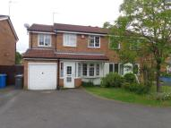 3 bedroom semi detached house in Paxton Avenue, Perton