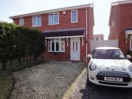 2 bed semi detached home in Marden Close, Willenhall