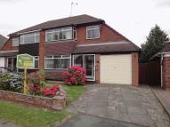 3 bed semi detached home in Spondon Road, Wednesfield