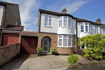 3 bedroom End of Terrace home in Abbotts Crescent...