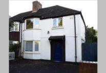 Beckminster Road house to rent