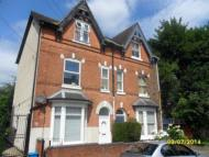 Apartment to rent in Caroline Road, Moseley...
