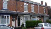 2 bed house in Milcote Road, Bearwood...