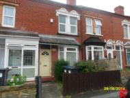 house to rent in Selsey Road, Edgbaston...