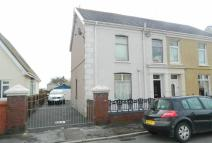 3 bed semi detached house in Ashburnham Road...