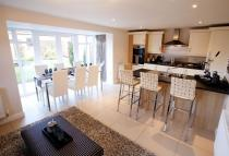 5 bed new house in Chesterton, Bicester...