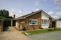 Detached Bungalow for sale in Prentice Close...