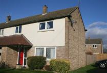 3 bed semi detached home for sale in Magdalene Close...