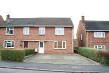 Haddon Road semi detached house for sale
