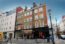 Studio apartment in James Street, Marylebone...