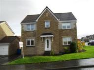 4 bed Detached property in Quantock Drive...