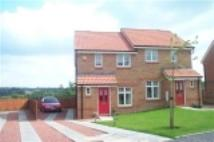 semi detached property to rent in Lammermuir Way...
