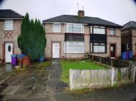 3 bed semi detached property in Basil Close, Childwall...