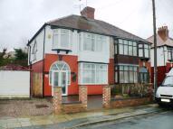 Radnor Drive semi detached house for sale