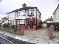 4 bed semi detached property in Radnor Drive, Liverpool...