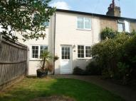 2 bed End of Terrace home to rent in SEVENOAKS