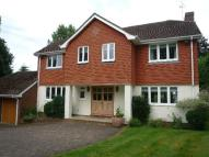 Detached house in SEVENOAKS