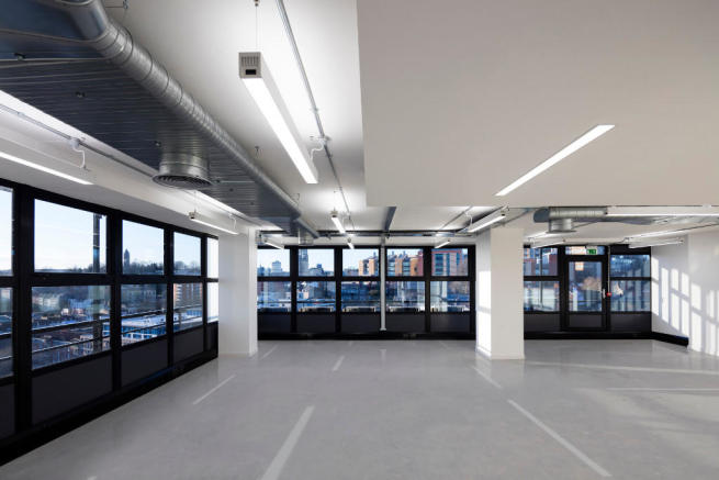 14th Floor refurb