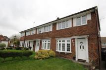 semi detached house in Edmund Close, Meopham...