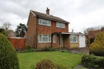 3 bed Detached home in Bentley Close, Longfield...