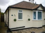 Cobblers Bridge Road Semi-Detached Bungalow to rent