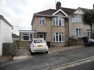 3 bed semi detached house in Aylesbury Crescent...
