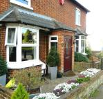 Terraced property in London Road, Buntingford...