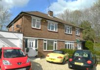 semi detached property in Wellhouse Lane, Arkley...