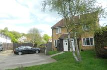1 bed semi detached house in The Hyde, Ware, SG12