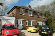 3 bedroom semi detached home to rent in Wellhouse Lane, Barnet...