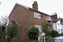 2 bedroom semi detached home for sale in Chipstead Lane...