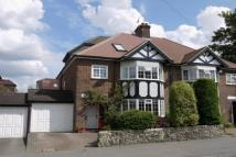 5 bed semi detached property in Dartford Road...