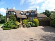 Detached home in Croft House, Trerhyngyll...