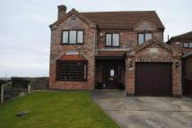 4 bedroom Detached property for sale in Elizabeth Close, Scotter...