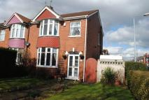 semi detached property in Church Lane, Scunthorpe...