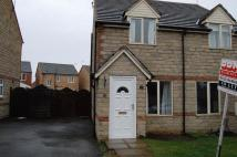 2 bed semi detached property in Nutwell Court...