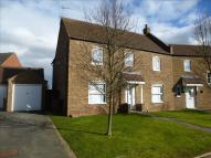 semi detached house in Lord Grandison Way...