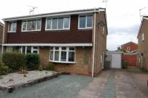 semi detached house for sale in Barnfield Way, Wildwood...