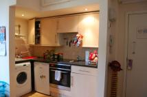 Studio flat in Earlston Grove, London...